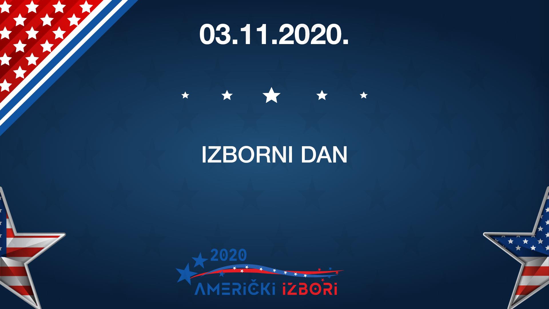 Kalendar Američkih izbora