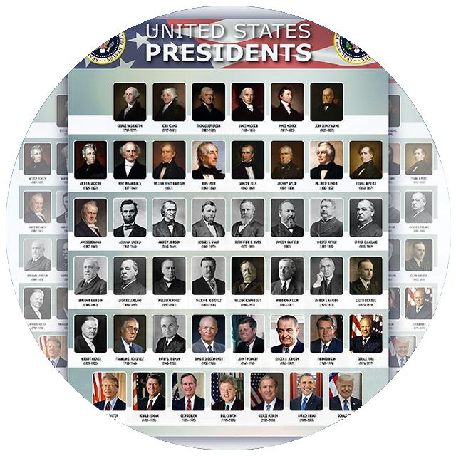 Lista Američkih predsednika