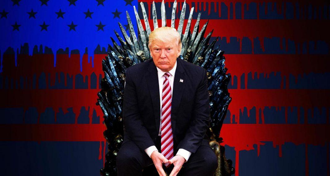 Igra prestola na američki način