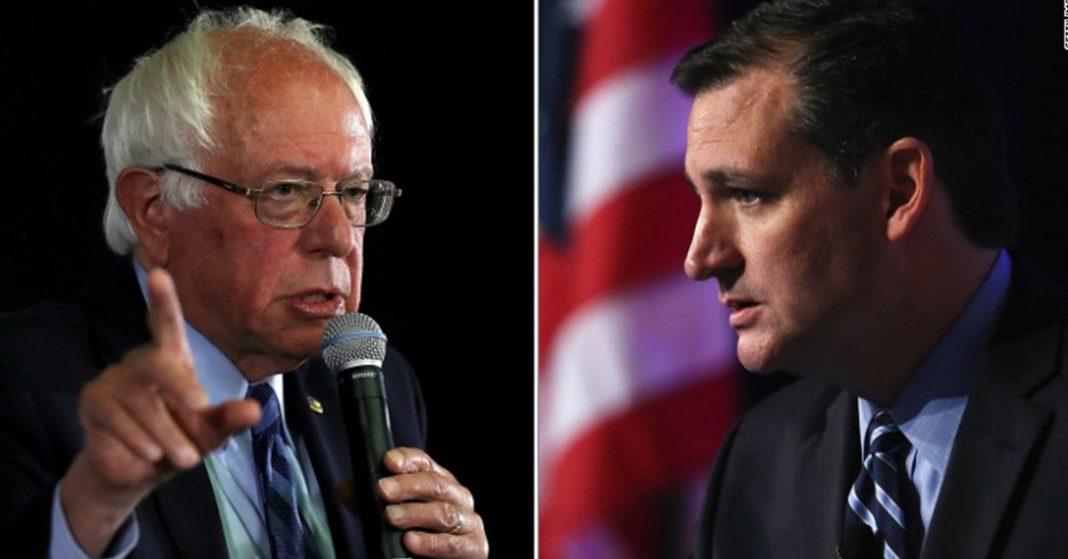 Kruz i Sanders